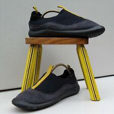 Men's Camper Slipper Shoe Rubber Suede Neoprene Grey Black EU 46 / UK 12
