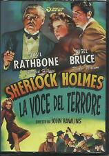 Sherlock Holmes: La voce del terrore (1942) DVD