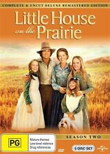 Little House On The Prairie : Season 2 (DVD, 2015, 5-Disc Set) BRAND NEW SEALED