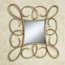Micaela Wall Mirror Gold