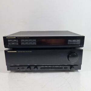 Marantz PM493 Stereo Integrated Amplifier with Tuner. Includes control ribbon.