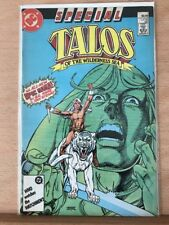 DC Talos Of the Wilderness Sea 1 1987