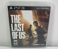 The Last of Us Playstation 3 PS3 Complete Tested Works
