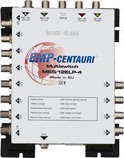 EMP Centauri MS 5/12 Multiswitch Multischalter Matrix Sat Verteiler 4K Full HD
