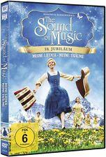 DVD THE SOUND OF MUSIC - MEINE LIEDER, MEINE TRÄUME # Julie Andrews ++NEU