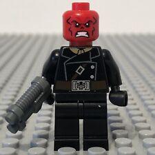 LEGO Marvel Avengers Assemble Minifigure Red Skull From 76017 - sh107