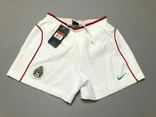 Kids NEW Nike Mexico National Team Authentic Soccer Shorts Youth Size L (14-16)