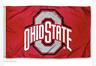 FLAG 3X5 Buckeyes Football New Fast USA Shipping The Ohio State University