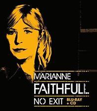 Marianne Faithfull - No Exit (NEW BLU-RAY+CD)