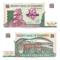 RARE UNC FAIRY BASSLET 22kt Gold $75 Belize 1981 Banknote