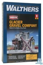 3241 Walthers Cornerstone Glacier Gravel Co. - N Scale