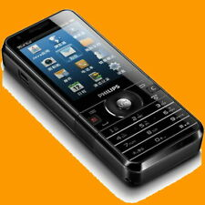 Philips Xenium W715 3MP FM Dual SIM Standby GSM 3G Video Call Mobile Cell Phone