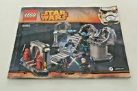 LEGO Star Wars 75093 - Death Star Final Duel - INSTRUCTION MANUAL ONLY