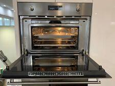 Smeg Stainless Steel Compact Steam Oven (SA45VX2)