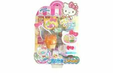 Hello Kitty Bake Shop Toy Play Set Cash Register, Cupcake Included