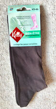 Chaussettes KINDY 43-46 Marron Dermoprotectrice