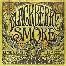 Blackberry Smoke Leave a Scar Live in North Car LP Vinyl 33rpm