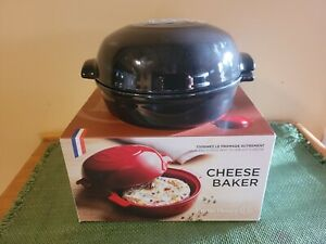 New Emile Henry Cheese Baker, Charcoal