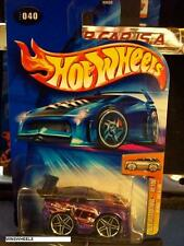 HOT WHEELS 2004 FE #40 -2 BLINGS OUT-A-LINE PURP VERSION LATE 04CA