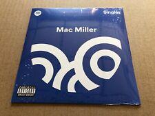 "NEW SUPER RARE Mac Miller - Spotify Singles 7"" BLUE Vinyl"