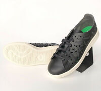 adidas Originals Stan Smith Cutout Sneaker Damen Women Leder Schwarz Weiß BY2976