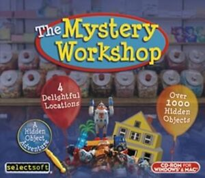 Mystery Workshop   Fun seek and find gameplay 1000+ hidden objects   Win 7 8 10