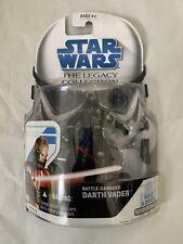 Star Wars Legacy Collection: GH 3 Battle Damaged Darth Vadar