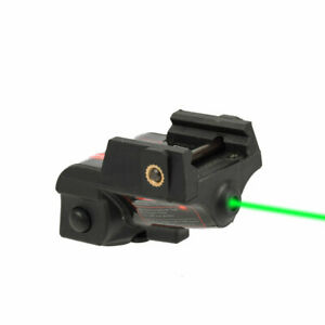 Compact Pistol Green Laser Sight USB Rechargeable For Beretta Px4 Taurus G2c etc