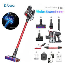 Dibea D008 Pro 2-in-1 Cordless Vacuum Stick Handheld Aspirapolvere 17Kpa 4 Brush
