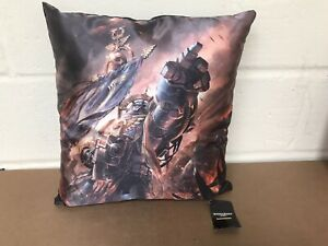 WARHAMMER 40K GAMES WORKSHOP NEMESIS NOW CUSHION/PILLOW NEW WITH TAGS