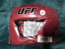 AMANDA NUNES Autographed UFC SIGNED MMA CHAMPIONS HEADGEAR JSA Authentic
