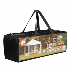 Ozark Trail 7-Person 2-in-1 Screenhouse Connect Tent with Sewn-in Floor
