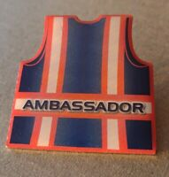 Amazon Learning Ambassador Vest Peccy Collector soft Enamel Pin Exclusive