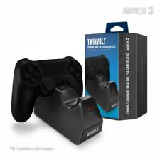 """""""TwinVolt"""" Charging Dock for PS4 Controllers - Armor3"""