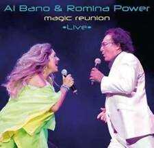 Al Bano & Romina Power - Magic Reunion Live CD Nuovo Sigillato