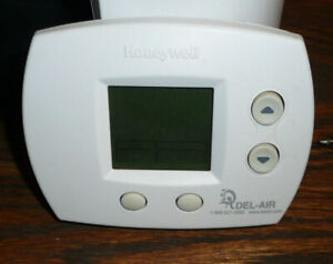 NEW Honeywell  5000 TH 5110D1006  Digital non Programmable Thermostat Del-Air