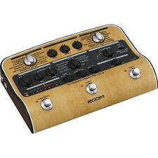 ZOOM ACOUSTIC CREATOR AC-3 GUITAR NEW INSTRUMENT w/ Free Pick