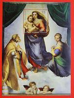 Block  79 **, BRD 2012, Mi.Nr. 2919,  Sixtinische Madonna