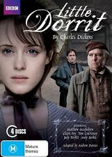 Little Dorrit (DVD, 2010, 4-Disc Set) Genuine & unSealed (D116)