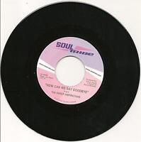 SWEET INSPIRATIONS - (previously unissued) - NORTHERN SOUL 7'' 45rpm  - LISTEN!