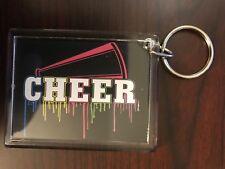 Cheerleading Keychain with Cheer (3)