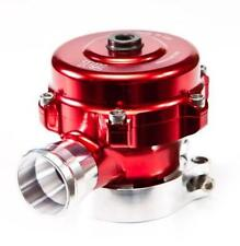 TIAL QR - Popoff Ventil in rot - HIGH END - NEU BOV Valve