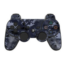Sony PS3 Controller Skin Kit - Digi Navy Camo - DecalGirl Decal Sticker