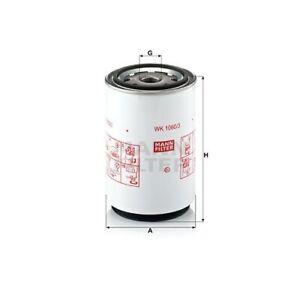 1 Filtre à carburant MANN-FILTER WK 1060/3 x convient à DAF MERCEDES-BENZ VOLVO