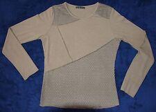 Damen-Shirt Shirt von AMISU entspricht Größe 38/40 Farbe olivgrün
