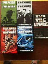 THE WIRE  BOX SETS - Seasons 1-5