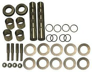 K103S Stemco Kaiser Qwik Kit No Ream King Pin Set Spicer 8000# F650 '04-'11