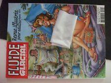 ** revue Fluide Glacial n°459 Salch / Dutreix / Pochep / Bouzard / Jc Menu