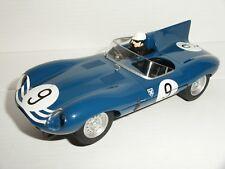 Scalextric - Jaguar D-Type #9 Blue - NEW / Unboxed