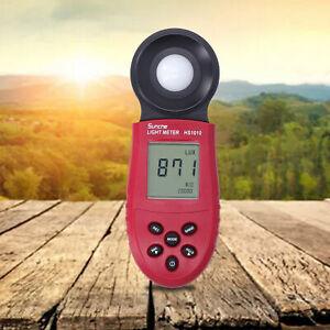 Belichtungsmesser Digital LCD anzeige Light Meter Lichtmesser Hand Lichtmesser
